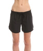 Hurley Women's Supersuede Solid 5 Beachrider Boardshort