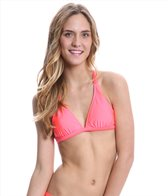 Eidon Solid Honolulu Halter Top