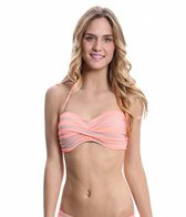 Eidon Runway Twist Bandeau Top