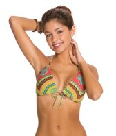 Eidon Zingara Molded Cup Triangle Bikini Top