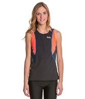 TYR Women's Loose Tri Singlet with Bra