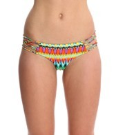 Luli Fama Tulum Party Knotted Tiny Bottom