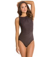 Miraclesuit Asbury High Neck Underwire One Piece
