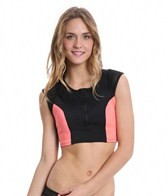 Hurley Good Sport Crop Top S/S Rashguard