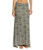 Billabong Back On Top Maxi Skirt