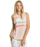Billabong Golden Charm Muscle Tee