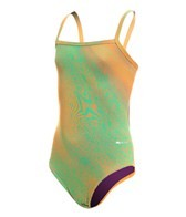 Sporti Spiffiez Galactic Thin Strap Swimsuit Youth