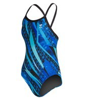TYR Contact Youth Diamondfit One Piece