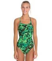 TYR Team Digi Camo Diamondfit One Piece