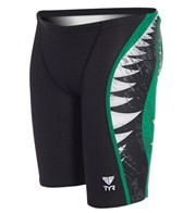 TYR Shark Bite Youth Jammer