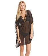 Tommy Bahama Hi-Low Beaded Tunic