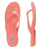 Oka-B Eloise Coral Flip Flop