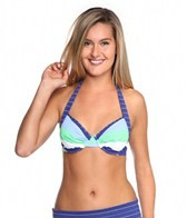 Tommy Bahama Skipper Stripe Full Coverage Bra Bikini Top