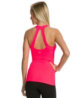 Beyond Yoga Open Back Curved Supplex Tank