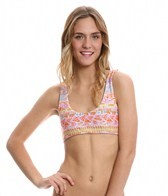 Lolli Moon Bounce Reversible Scoop Bikini Top
