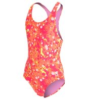 TYR Girls' Splash Maxfit One Piece