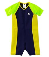TYR Boys' Short Sleeve Solid Thermal Suit