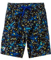 TYR Boys' Nightflight Challenger Swim Trunk