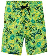 TYR Boys' Crossbone Challenger Swim Trunk