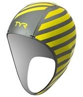 TYR Hi-Vis Neoprene Swim Cap