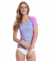 Under Armour Women's Lianne S/S Rashguard