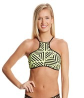 Seafolly Pop High Neck Tank Top