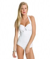Seafolly Goddess Halter One Piece