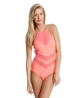 Seafolly Goddess High Neck One Piece