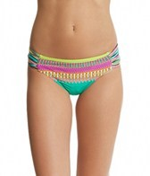 Trina Turk Plumas Shirred Side Hipster Bottom