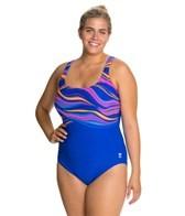 TYR Fantasia Aqua Controlfit Plus Size