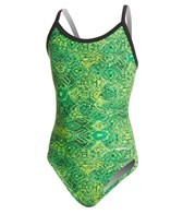 Sporti Mirage Thin Strap Swimsuit Youth
