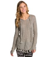 Prana Shelby Poncho Sweater