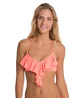 Roxy Love Seeker Flutter Triangle Top