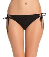 Roxy Love Seeker Lowrider Tie Side Bikini Bottom