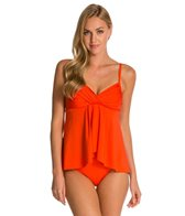 Kenneth Cole Sunset Cliffs Flyaway Tankini