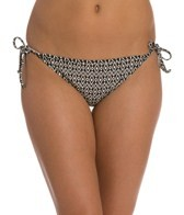Kenneth Cole Tribal Beat Reversible Tie Side Bikini Bottom