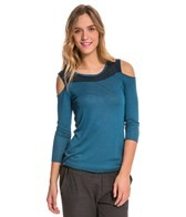 Solow Reversible Open Shoulder LS