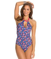 Peixoto Inga Cut Out One Piece