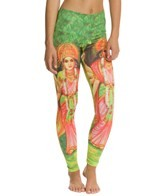 Om Shanti Clothing India Durga Mata Performance Legging