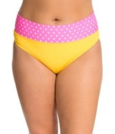 UJENA Plus Size Hot & Dot Bottom