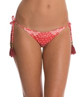 Sofia Kilim Tie Side Brazilian Bikini Bottom