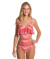 Sofia Kilim Cropped One Piece