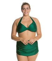 Esther Williams Plus Classic Two Piece Set