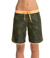 Hurley Supersuede Printed 9 Beachrider Boardshort