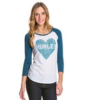 Hurley Love Me Perfect Raglan