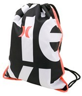 Hurley One & Only Logo Sack Backpack