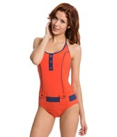 Sperry Top-Sider Women's Sea Captain Halter One Piece