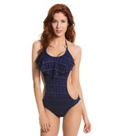 Sperry Top-Sider Women's Anchor Me Flounce Monokini