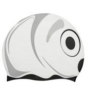 Sporti Boo-Boo Silicone Swim Cap Jr.
