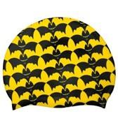 Sporti Bats Silicone Swim Cap Jr.